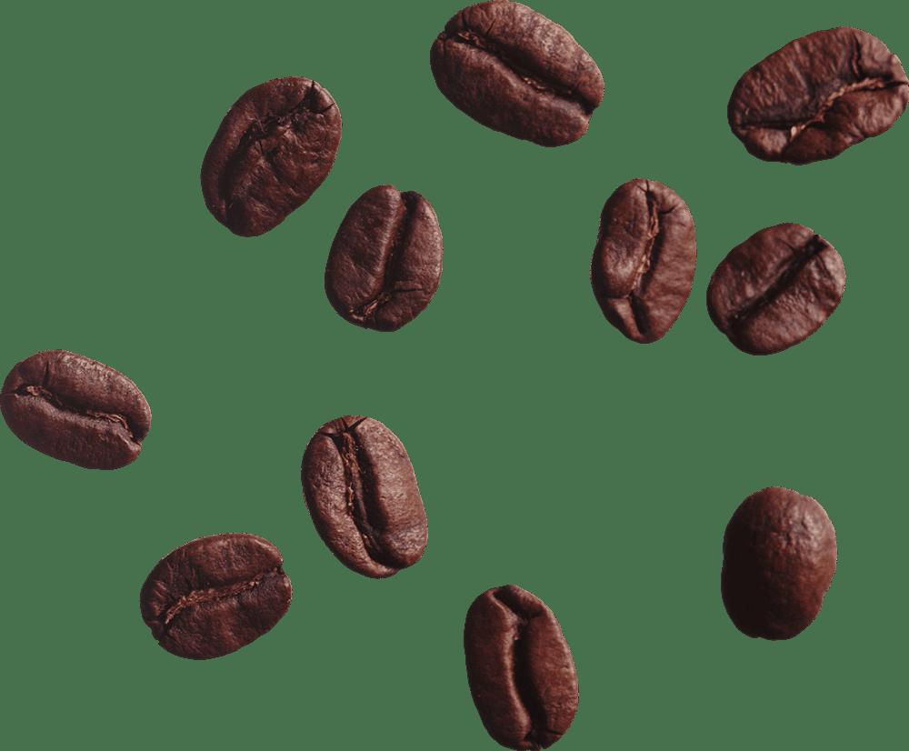 koffiebonen jor products achtergrond